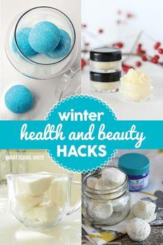 Winter Health and Beauty Hacks