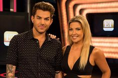 ET Canada | Blog - Adam Lambert Joins Cheryl As Co-Host For Tonight's Show