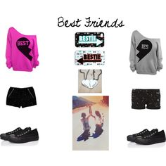 """""""Best Friend Outfit"""" by jessica-maestas-128 on Polyvore"""
