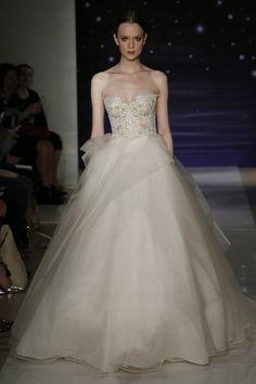 Vestidos de noiva Reem Acra – spring 2016