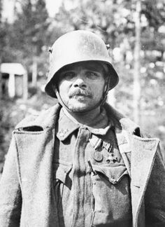 A sergeant of an Austro-Hungarian infantry regiment captured by British troops on the Italian Front in 1918.