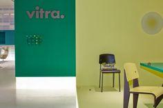I nuovi colori di Vitra | Salone del Mobile