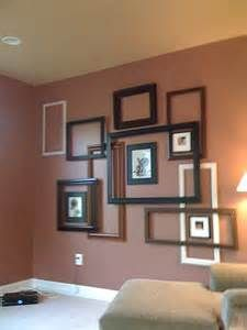 Empty Frames Wall Art Decor Bing Images