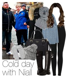 """REQUESTED: Cold day with Niall"" by style-with-one-direction ❤ liked on Polyvore featuring Topshop, Napapijri, Kate Spade, Aerosoles, Helly Hansen, Monki, OneDirection, 1d, NiallHoran and niall horan one direction 1d"