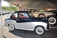 Photographs of the 1957 Austin Deluxe Sedan. Mode Vintage, Vintage Cars, Austin Cars, Shooting Brake, Austin Healey, Mode Of Transport, A30, Old Cars, Motor Car