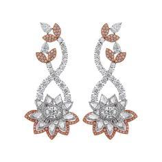 Diamond Earrings by Nirav Modi
