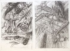 Hans Rüdi Giger: 700 Years of Waiting for. x24