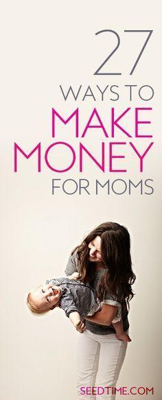 Ways To Make Money For Sahms Extra Money Check Em And Check