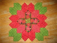 Lucy Boston Patchwork of the Crosses EPP quilt along - Page 4 - Quilt Along Groups meet here - QATW Quilting Forum