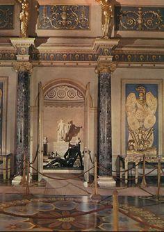 Robert Adam-Syon House. Interior Design Classes, Luxury Interior Design, Interior Architecture, Interior And Exterior, French Country House, Country Houses, Architectural Columns, English Interior, English Castles