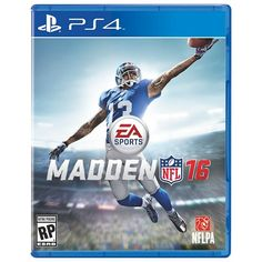 My favourite thing to do is play video games! I love playing my favourite game madden 16 on PS4. It's a tremendous pass time and a very enjoyable game to play either alone or with your friends. You can play online which is a a great feature as well.