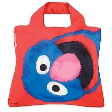 This furry blue monster wants to help you go green! Check out these reusable bags, featuring some of our favorite friends from a certain famous street!