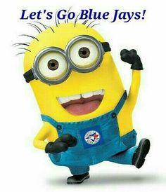 Let's Go Blue Jays!