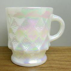 Fire King Kimberly Aurora Mug(¥17800)