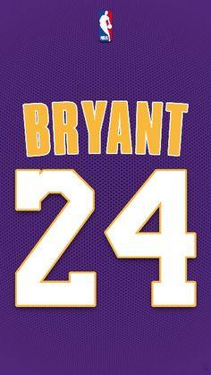 Kobe Bryant Jersey wallpaper