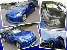Gebrauchtwagen: Nissan, 350Z, Z Premium Pack SUPER OPTIK D.FHZG., Benzin, € 9.990,- AutoScout24 Detailansicht