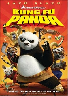 Kung Fu Panda  (Widescreen Edition) Present for the girls  #movies  #China