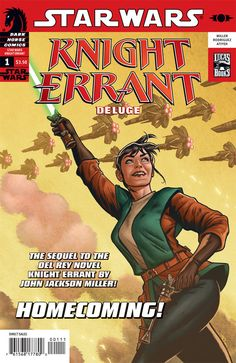 Knight Errant: Deluge 1 of 5