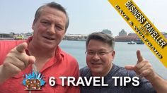 Business Traveller: 6 Travel Tips with Dave & Wolfgang