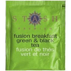 I never thought I would say this, but move over Red Rose, I have a new favorite tea. <3