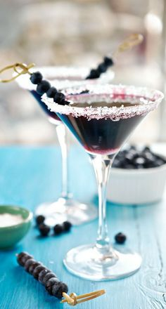 How about a yummy cocktail for your guests arrival?