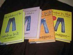 Loved this series:)  Sisterhood of the Travelling Pants