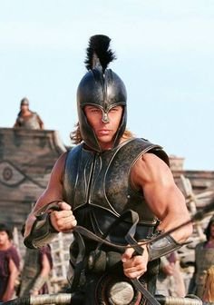 "TROY! I love love this movie. I could watch this over and over.  ""Sack of wine"""