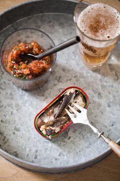 Salade de tomates et serdines au piment Connetable01