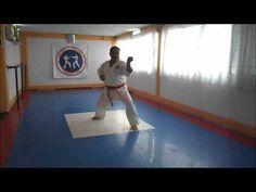 Instructions for Shudokan Kata - Kyoku Yondan - Black Belt Wiki