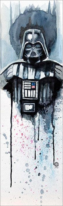 Darth Vader by David Kraig