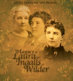 Little House on the Prairie: The Legacy of Laura Ingalls Wilder… REALLY REALLY want this!