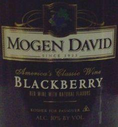 Best Mogen David Blackberry Wine Recipe On Pinterest