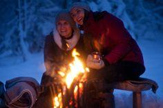Im Schnee mit Loden. Outdoor Decor, Home Decor, Snow, Decoration Home, Room Decor, Interior Design, Home Interiors, Interior Decorating