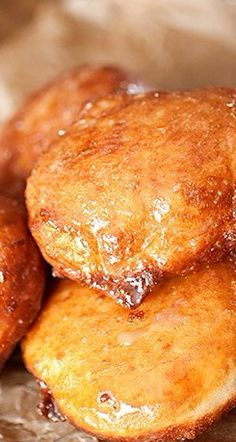 Potatoes Donut Recipe - my mom was PA Dutch made these all the time!