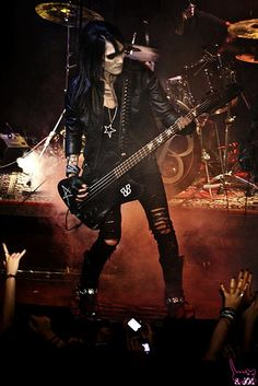Ashley Purdy Live