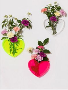 Lovestar - Heart Vase (Clear)