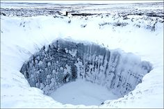 Russian Scientists Explore Mysterious Siberian Hole | IFLScience