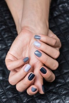 Discover the 10 most popular nail polish colors of all time! - My Nails Cute Acrylic Nails, Acrylic Nail Designs, Cute Nails, Nail Art Designs, Stylish Nails, Trendy Nails, Pin On, Minimalist Nails, Nagel Gel
