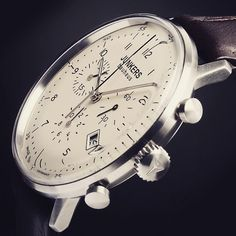 JUNKERS BAUHAUS // CHRONOSCOPE // FORM FOLLOWS FUNCTION // www.bauhaus-movement.com