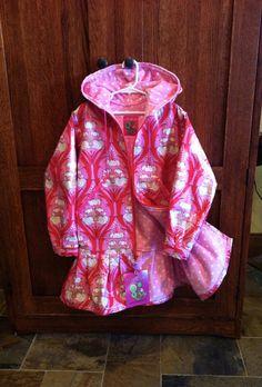 Rainpuk raincoat!