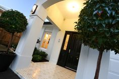 Hamptons style home in West Leederville, WA