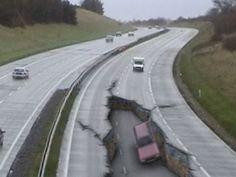 Un fuerte terremoto sacude California (actualidad 2014)