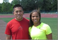 Interview with April Holmes, Paralympic 100m Gold Medalist
