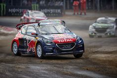 #Peugeot Rally Cross Lohéac  #Peugeot208 #Competition #Race #Car