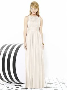 After Six Bridesmaids Style 6709 http://www.dessy.com/dresses/bridesmaid/6709/