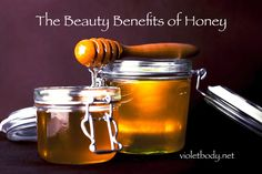 Honey is one of the most effective beauty ingredients that has stood the test of time. The naturally occurring enzymes, vitamins, minerals, and water make honey a powerful and safe beauty ally. Violet Body Wash is infused with raw buckwheat honey. Use our body wash and your skin will benefit from this powerful beauty ingredient. Try us at https://www.violetbody.net/collections/body-wash. Read more on our blog at https://www.violetbody.net/blogs/news/the-beauty-benefits-of-honey