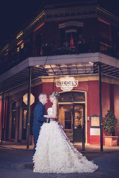 new orleans real wedding