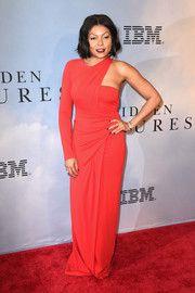Taraji P. Henson Evening Dress