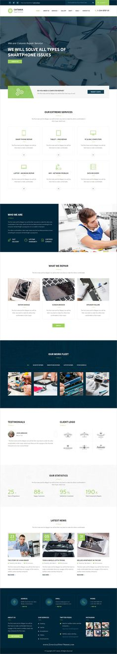 Bellingham phone and computer repair services If you ever need - computer repair flyer template