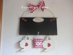 teapots and blackboard